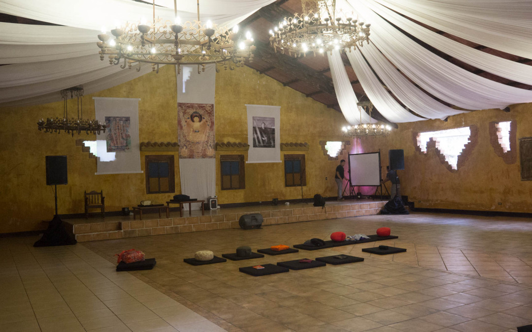 Meditatační kurz, Guatemala