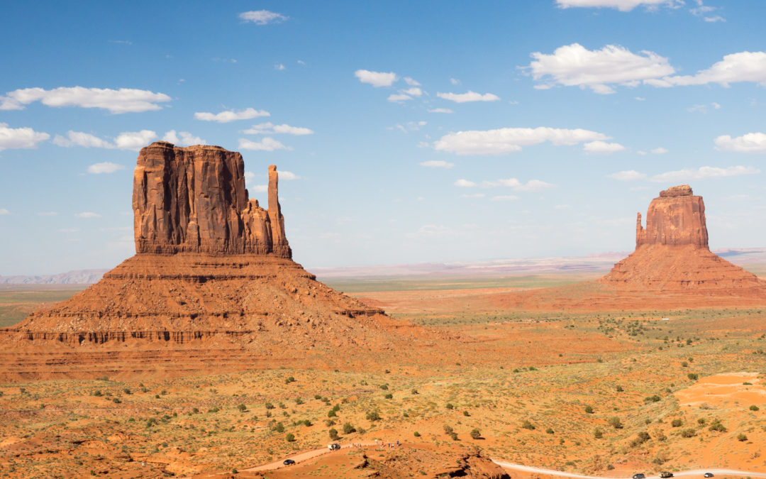 Monument Valley, Flagstaff, Hotel Monte Vista