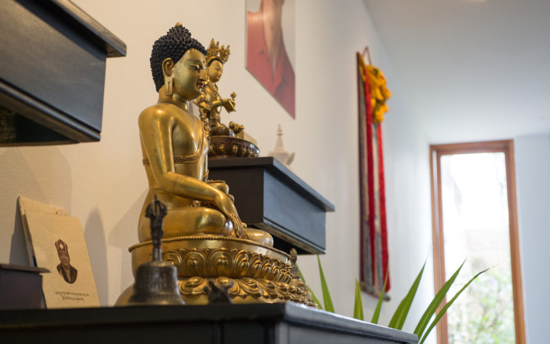 Meditační retreat, BDC Lima
